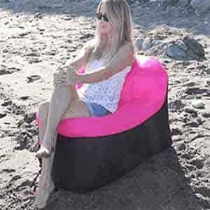 sofa playa inflable
